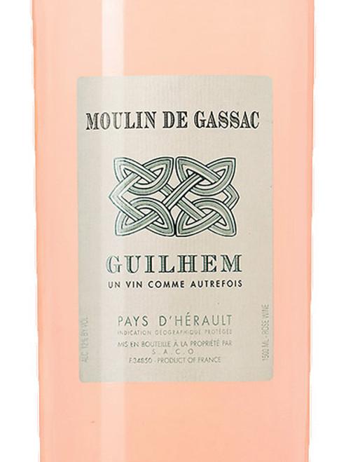 Moulin de Gassac Vin de Pays de l'Hérault Rosé Guilhem 2020