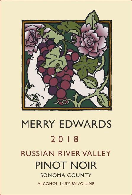 Merry Edwards Pinot Noir Russian River Valley 2018