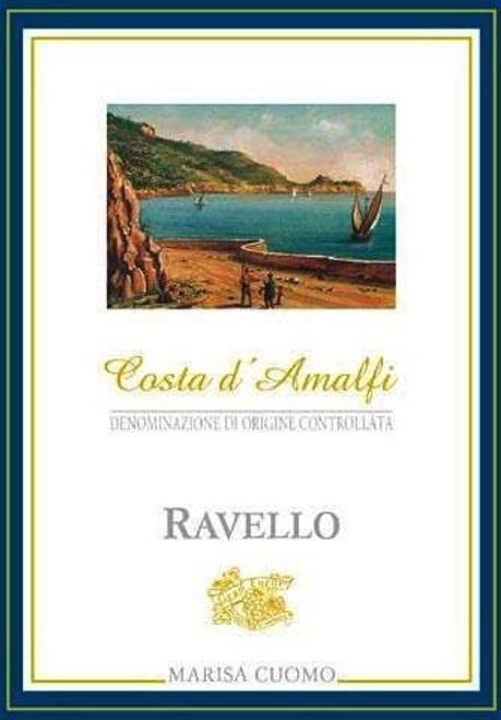 Marisa Cuomo Costa d'Amalfi Ravello Bianco 2019