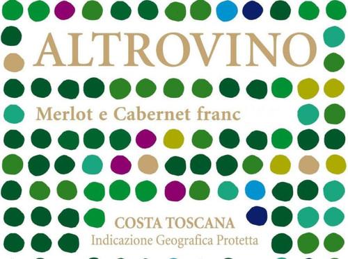 Duemani Merlot-Cabernet Franc Costa Toscana Altrovino 2015