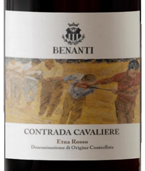 Benanti Etna Rosso Contrada Cavaliere 2017
