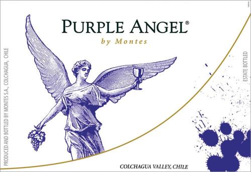 Montes Purple Angel Colchagua Valley 2018