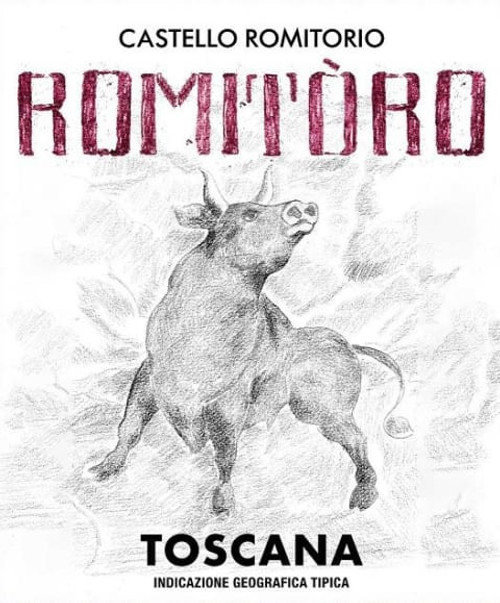 Castello Romitorio Toscana RomiTòro 2018