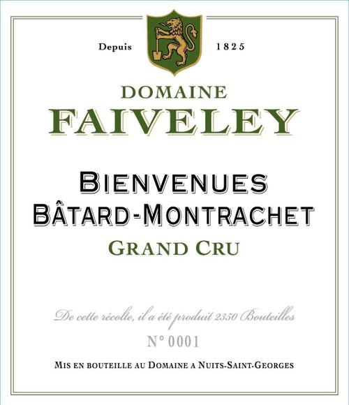 Faiveley Bienvenues-Bâtard-Montrachet Grand Cru 2019