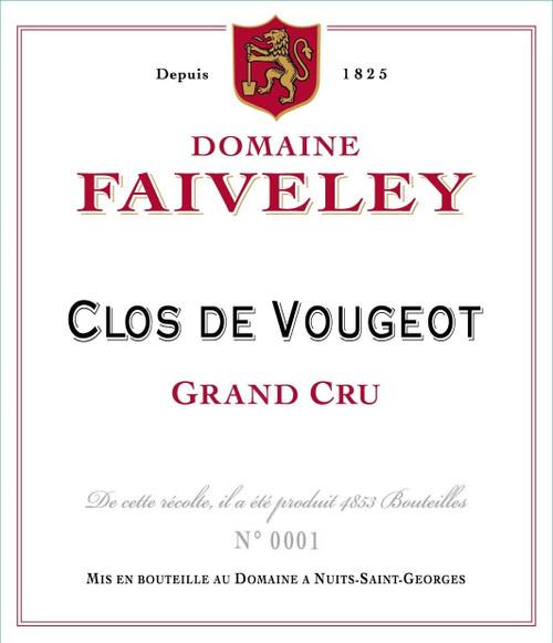 Faiveley Clos de Vougeot Grand Cru 2019