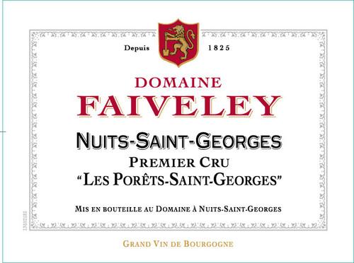 Faiveley Nuits-St-Georges 1er cru Les Pôrets St-Georges 2019