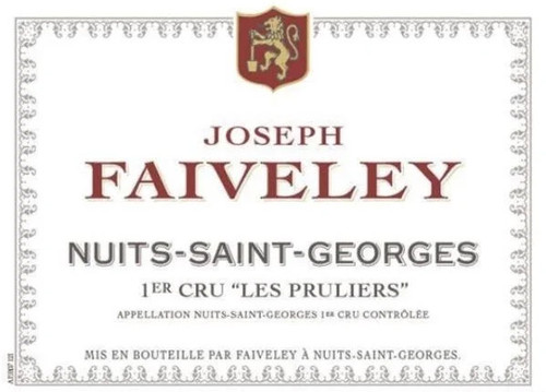 Faiveley Nuits-St-Georges 1er cru Les Pruliers 2019