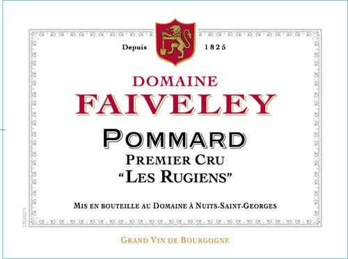 Faiveley Pommard 1er cru Les Rugiens 2019