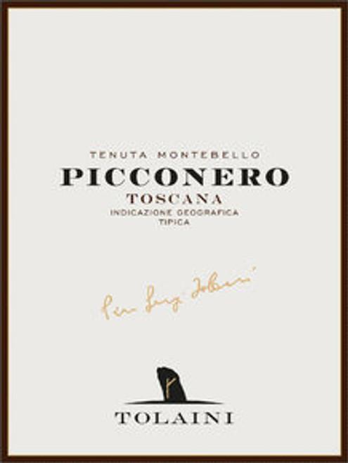 Tolaini Toscana Tenuta Montebello Picconero 2016