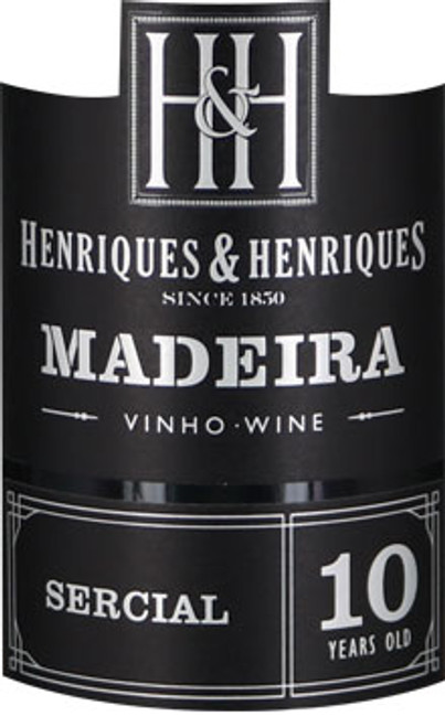 Henriques & Henriques Madeira Sercial 10 Year Old NV