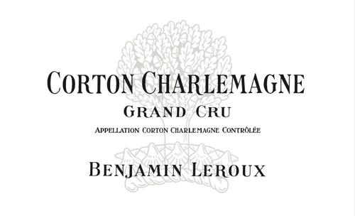 Leroux/Benjamin Corton-Charlemagne 2018