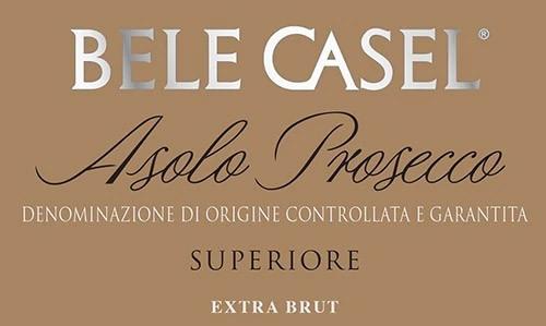 Bele Casel Extra Brut Prosecco Superiore Asolo NV