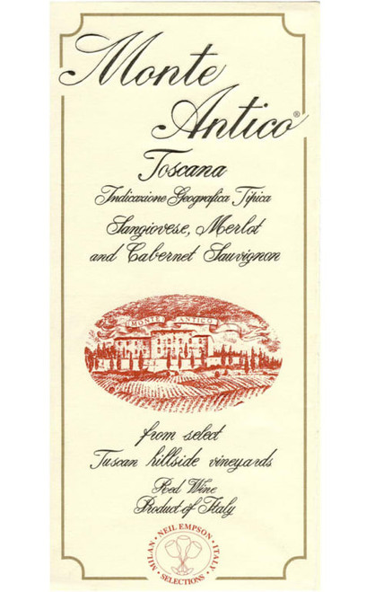 Monte Antico Toscana Rosso 2016