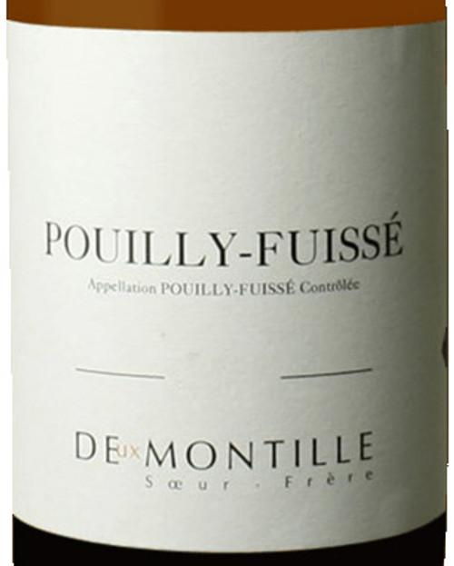 De Montille (Maison) Pouilly-Fuissé 2018