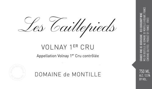 De Montille Volnay 1er cru Taillepieds 2018