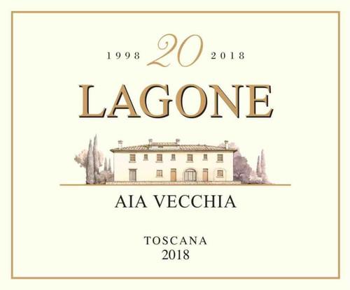 Aia Vecchia Toscana Lagone 2018