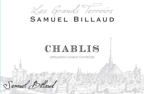 Billaud/Samuel Chablis 2019