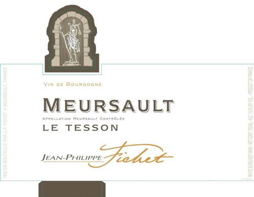 Fichet/Jean-Philippe Meursault Tessons 2018