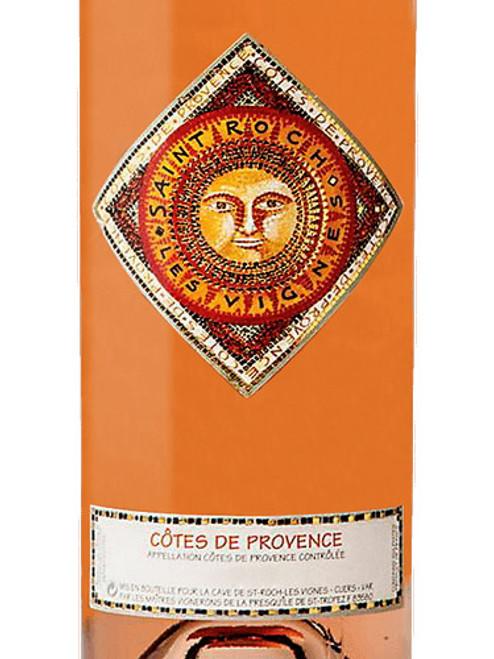 Saint Roch les Vignes Côtes de Provence Rosé 2020