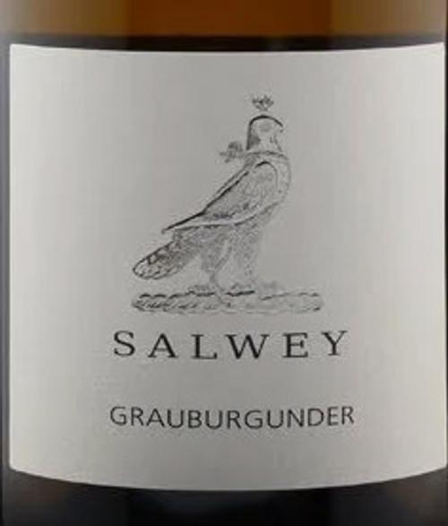 Salwey Grauburgunder (Pinot Gris) Baden Trocken 2018