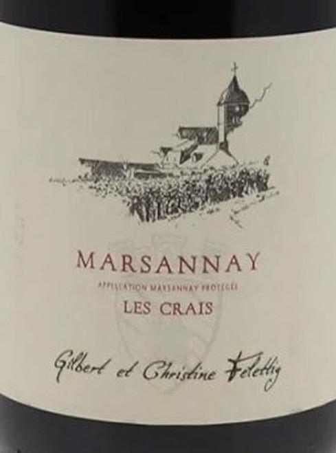 Felettig Marsannay Les Crais 2019