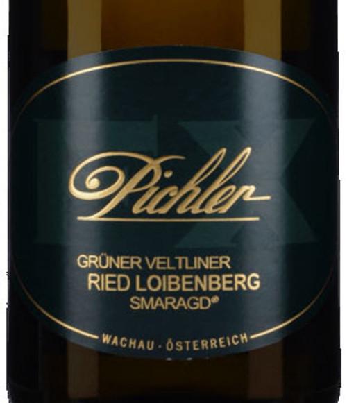 Pichler/FX Grüner Veltliner Smaragd Ried Loibenberg 2018 375ml