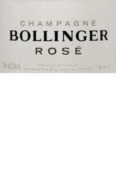 Bollinger Brut Rosé Champagne NV