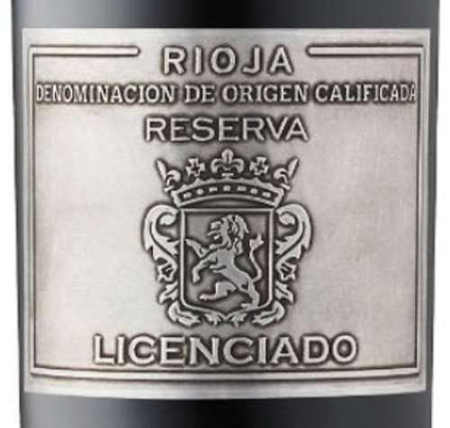 Burgo Viejo Rioja Licenciado Reserva 2016