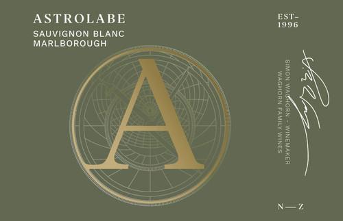 Astrolabe Sauvignon Blanc Marlborough 2020