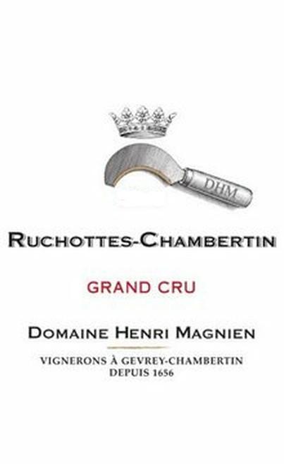 Magnien/Henri Ruchottes-Chambertin Grand Cru 2019