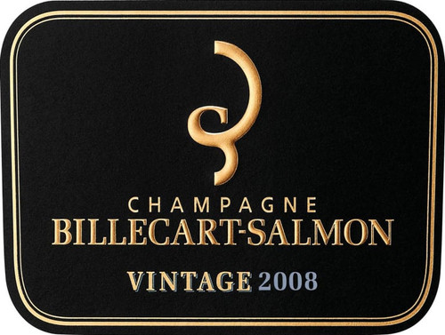 Billecart-Salmon Extra Brut Champagne 2008 1.5L