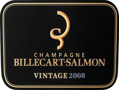 Billecart-Salmon Extra Brut Champagne 2008 3L