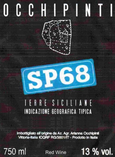 Occhipinti Terre Siciliane Rosso SP68 2020