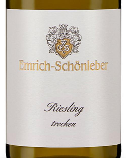 Emrich-Schönleber Riesling Trocken 2020