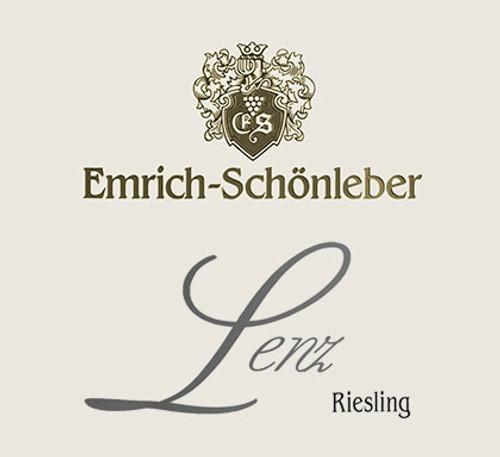 Emrich-Schönleber Riesling Lenz 2020