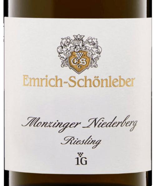 Emrich-Schönleber Riesling Monzinger Niederberg 2019