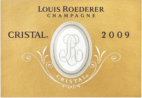 Roederer/Louis Brut Champagne Cristal 2009 1.5L
