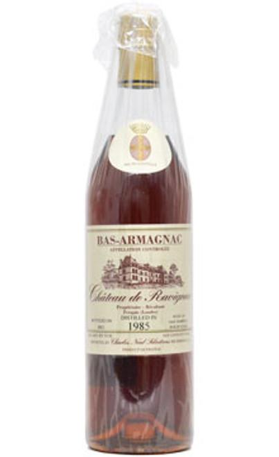 Château de Ravignan Bas-Armagnac 1985