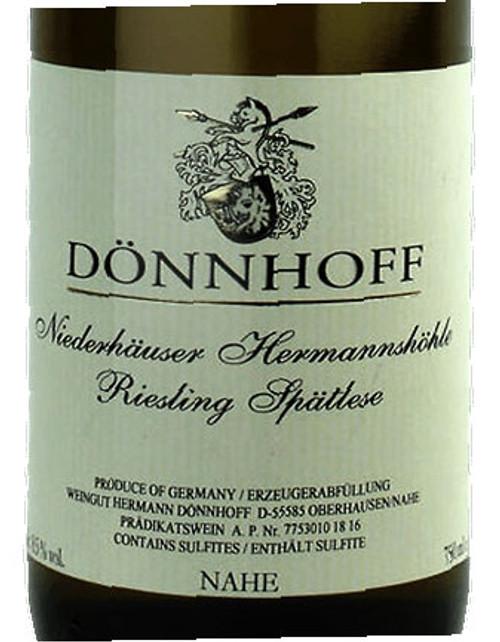 Dönnhoff Riesling Spätlese Niederhäuser Hermannshöhle 2020