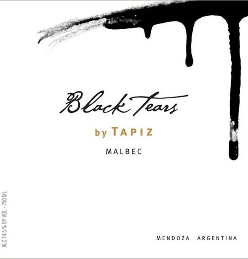 Tapiz Malbec Uco Valley Black Tears 2015