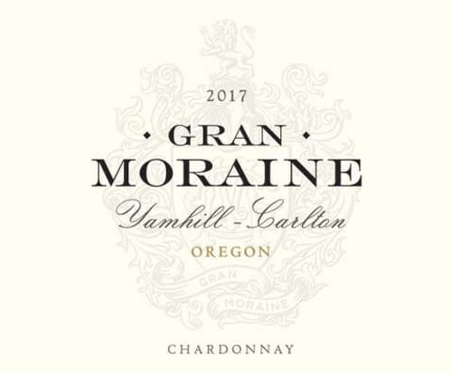 Gran Moraine Chardonnay Yamhill-Carlton District 2017