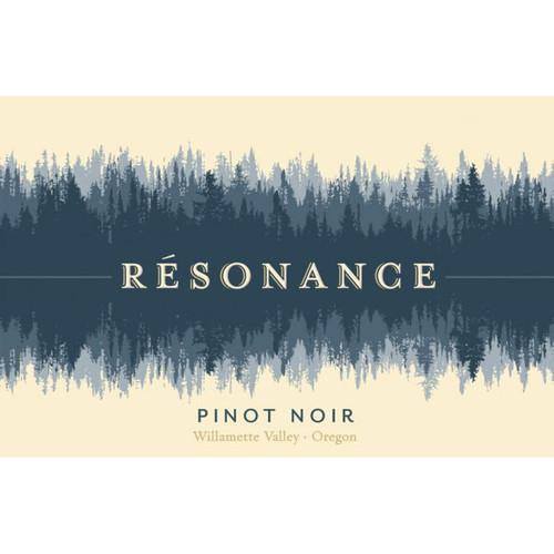 Résonance Pinot Noir Willamette Valley 2018