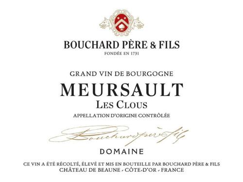 Bouchard Meursault Les Clous 2017