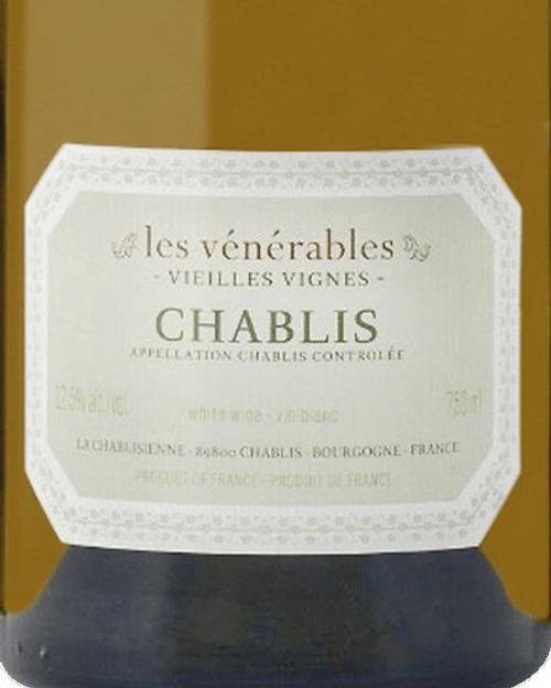 La Chablisienne Chablis Les Vénérables Vieilles Vignes 2018