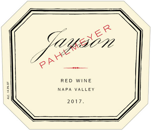Jayson (Pahlmeyer) Red Napa Valley 2017