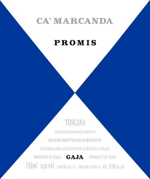 Ca' Marcanda (Gaja) Toscana IGT Promis 2018