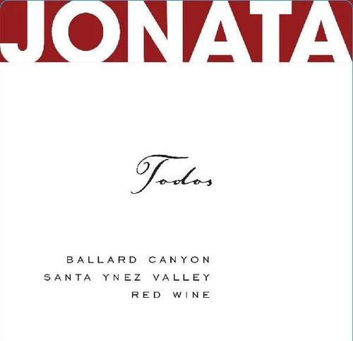 Jonata Todos Ballard Canyon 2016