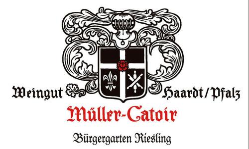 Müller-Catoir Riesling Bürgergarten Trocken 2019
