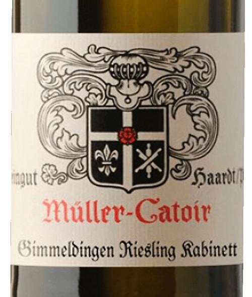 Müller-Catoir Riesling Kabinett Pfalz Gimmeldingen 2019