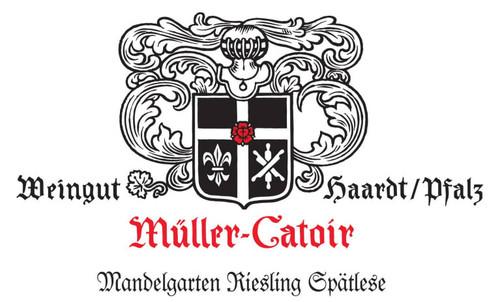 Müller-Catoir Riesling Spätlese Gimmeldinger Mandelgarten 2019